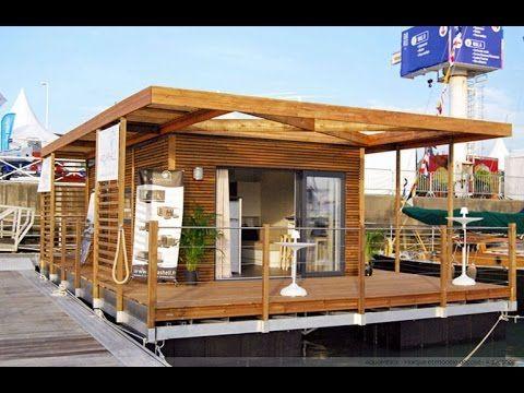 AquaMinka – The modern floating house