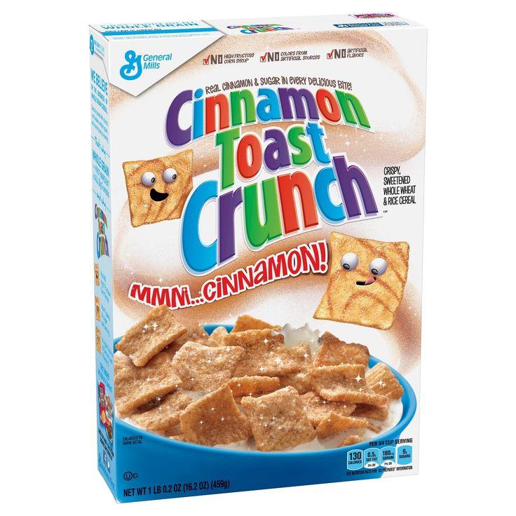 Cinnamon Toast Crunch Cereal - 17 oz - General Mills