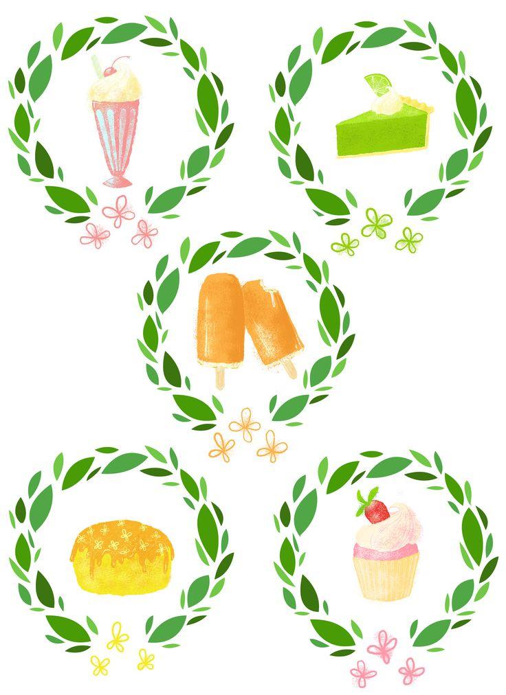 // summer treats //