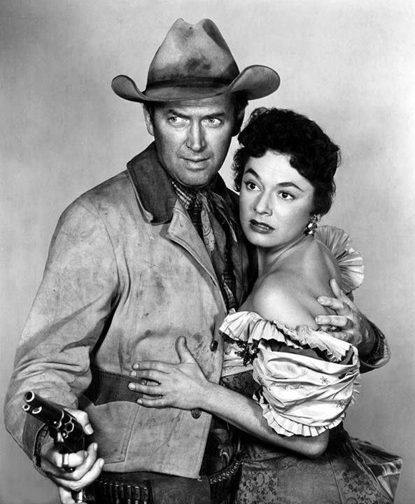James Stewart & Ruth Roman - Far Country(1955)