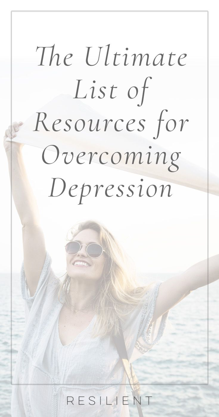 how to overcome depression and anxiety pdf