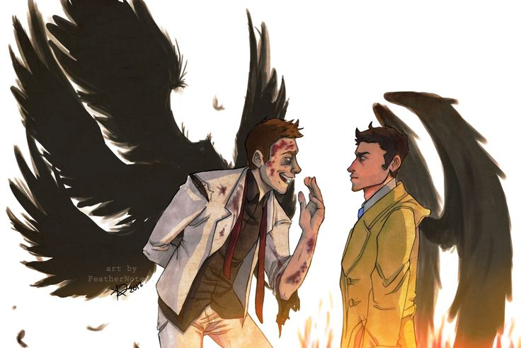 Luci and Cas