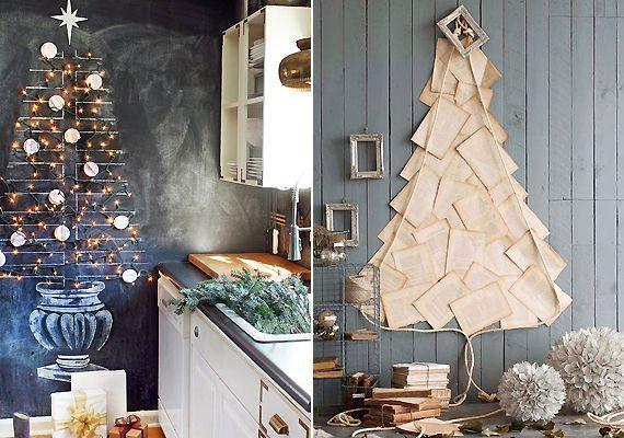10 álomszép karácsonyi dekoráció fillérekből | femina.hu