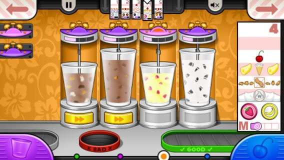 Top iPhone Game #21: Papa's Freezeria To Go! - Flipline Studios by Flipline Studios - 04/22/2014