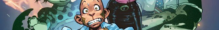 GREG PAK • comic book writer • filmmaker» • Love Rocket Raccoon? Please consider donating to writer Bill Mantlo's ongoing care! »