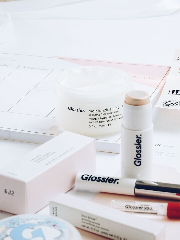 Cosmetology Resume%0A A Glossier Haul