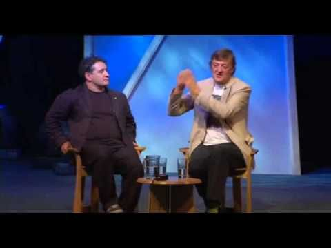 Stephen Fry on American vs British Comedy - @Yves Paul Scherer McCarthy, @Lara Elliott, @Andrea Palmer b