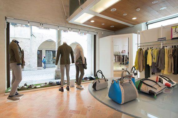 Via Sant'Agostino 30 31100 Treviso