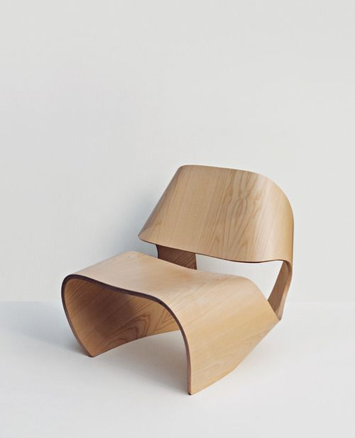 Cowrie Chair by Made in Ratio