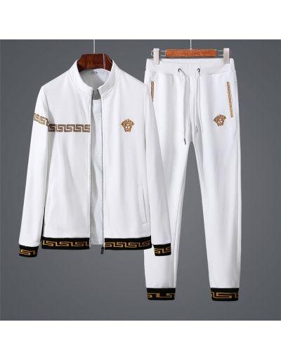 84fe0c9d Versace Tracksuits For Men #620465 $85.50, Wholesale Replica Versace  Tracksuits