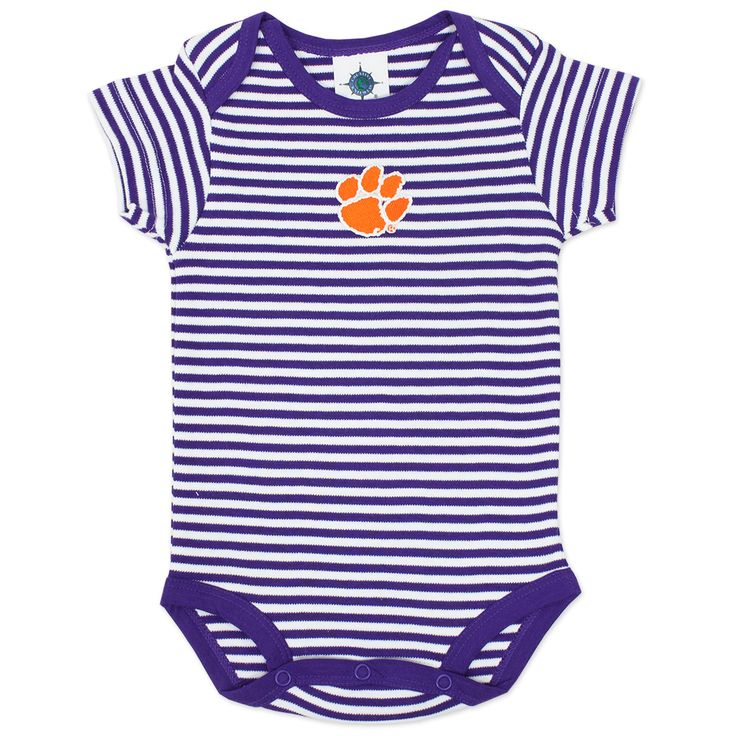 13 Best Clemson Kids And Baby Images On Pinterest