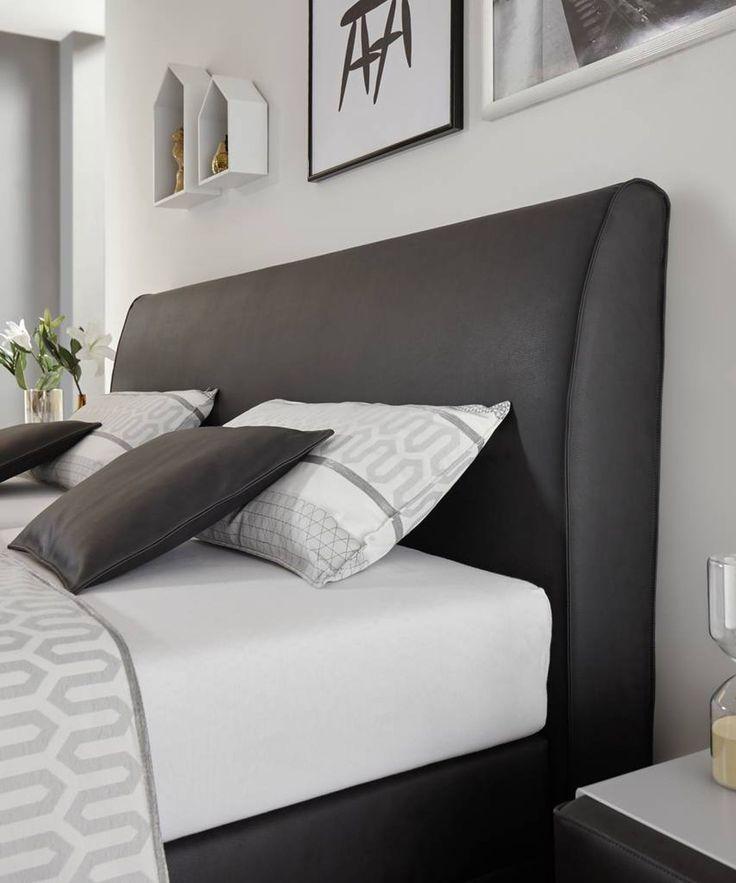 Die besten 25+ Ruf betten Ideen auf Pinterest Polsterbett - schlafzimmer mit boxspringbett