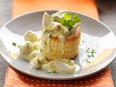 """Vol-au-vent"" from France #food"
