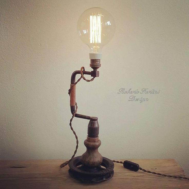 robertofortinidesign LAMPADA MORRIS. #robertofortinidesign #design #interiordesign #madeinitaly #handmade