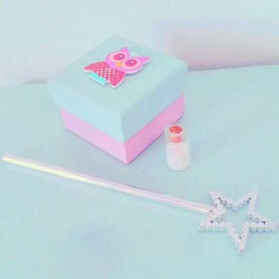 Tooth Fairy Letter Tooth Fairy box Tooth fairy pack Fairy