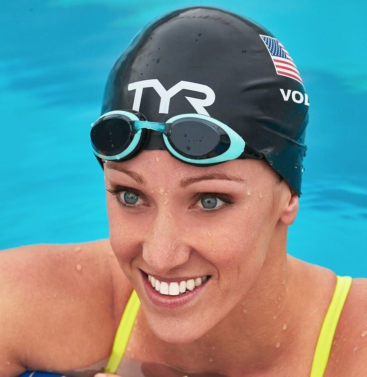 Dana Vollmer Announces Return to Competition After 2nd Child
