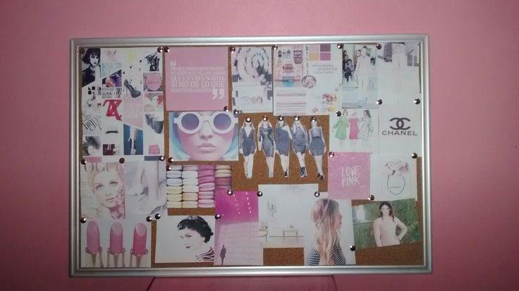 Inspiration Board hecho por mí misma, espero les guste y les ayude mucho!!💖