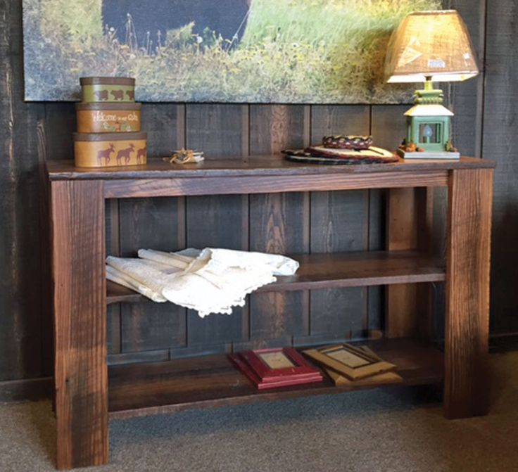 Our Amish Topeka Sofa Table Comes To Your Home From The Heart Of Beautiful  Ohio Amish Country. Choose The Perfect Wood And Stain Combination For Your  Home ... Design Inspirations