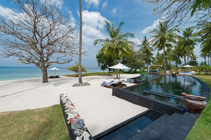 Villa Sapi | 5 bedrooms  #bali #beachfront #lombok