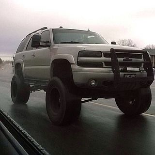 2006 chevy tahoe lifted