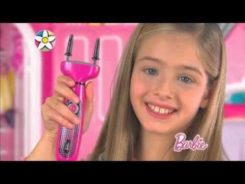Video Spot - Barbie Hair Style  - Lo trovi da Rocco Giocattoli!