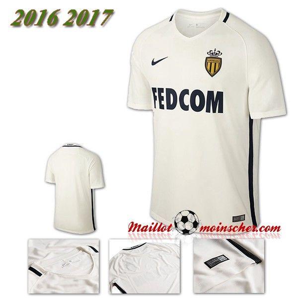 Maillot Extérieur AS Monaco pas cher