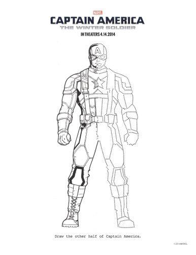 Captain America Silver War - Unifeed.club