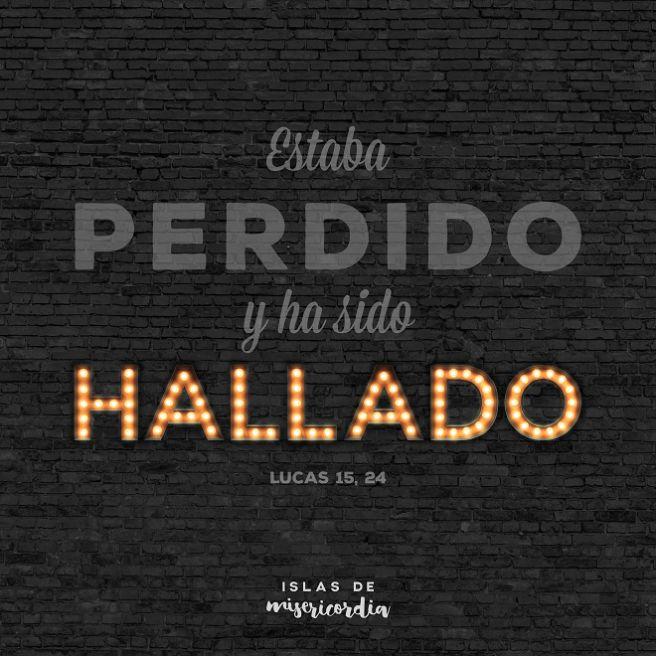 Islas de Misericordia by Sarai Llamas - Parábola del Hijo Pródigo (Lucas 15, 24) #Bible #Biblia #SaraiLlamas