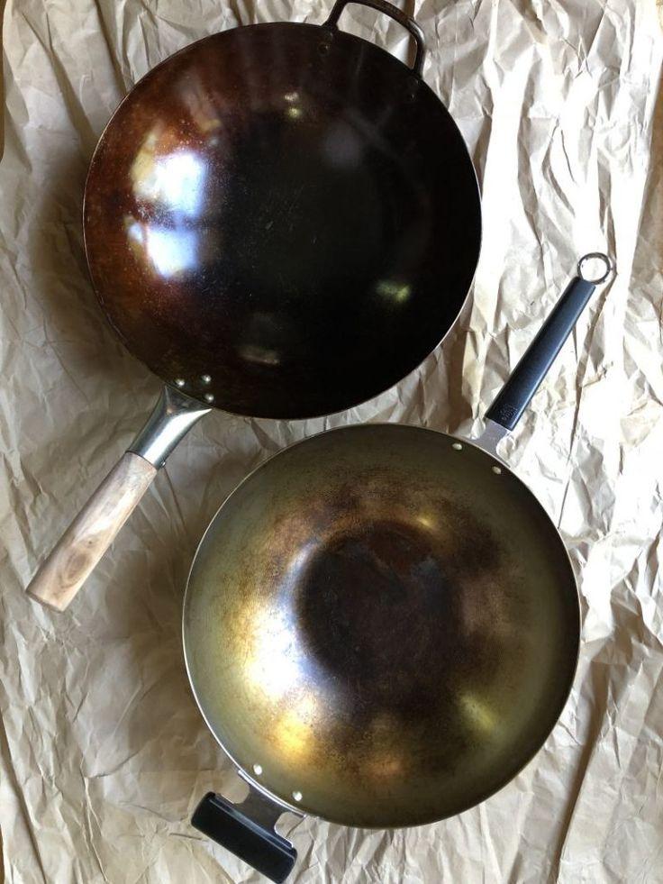 How To Season A Wok Here Are 3 Options To Consider Viet World Kitchen Wok Best Wok Carbon Steel Wok