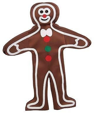 Unisex 86207: Gingerbread Man Cookie Costume Mascot Prop Adult Standard Size Unisex Women New -> BUY IT NOW ONLY: $44.99 on eBay!