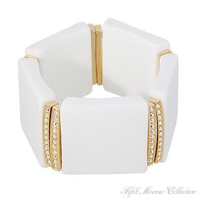 """""""OMG bracelet white"""""""