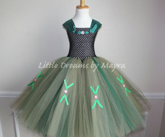 Couronnement de la princesse Anna robe inspirée du film la Reine des neiges nouveau né à 12ans