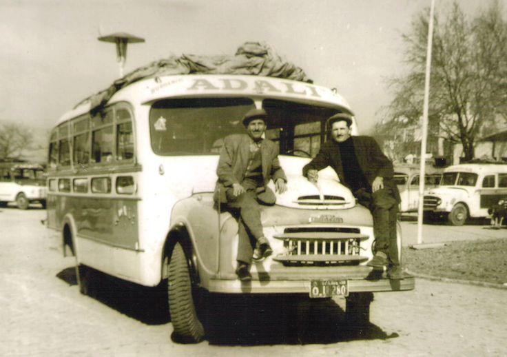 eski otobüsler - Google'da Ara