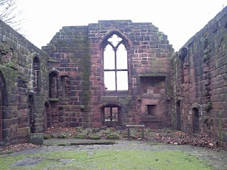 The Priory, Birkenhead, Wirral, England