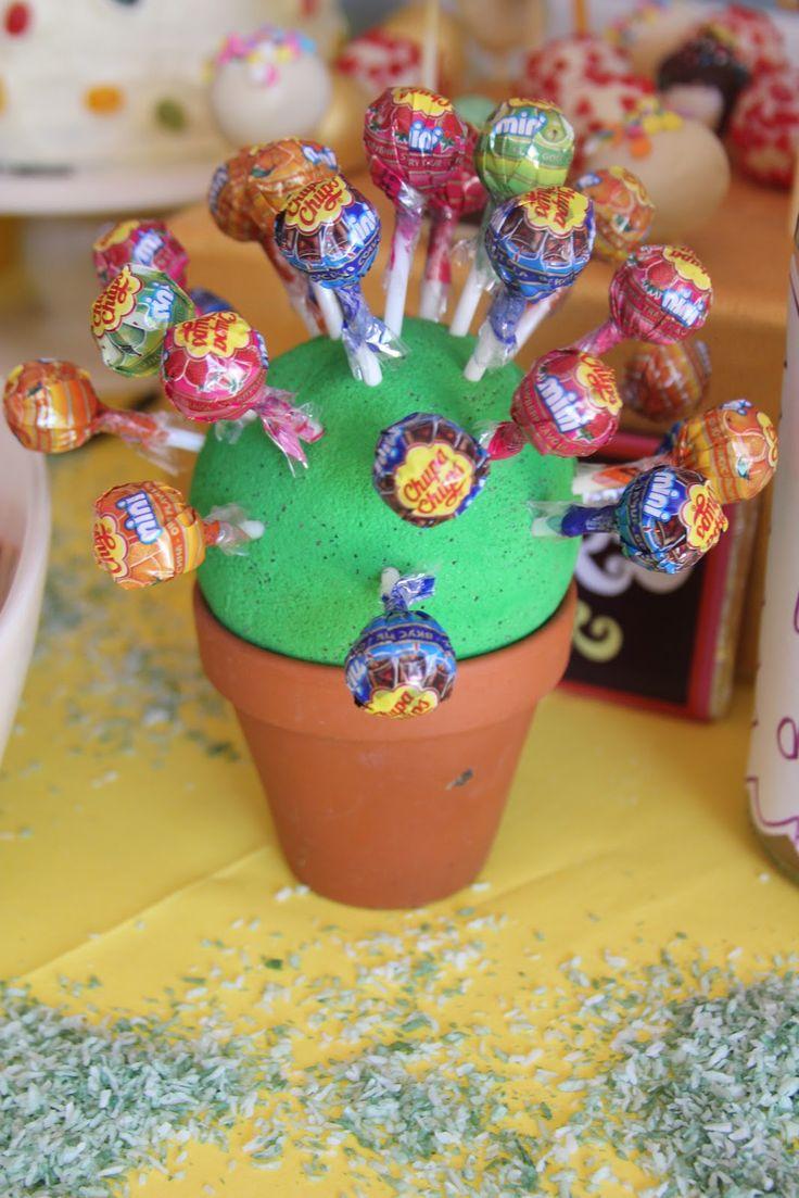 Willy Wonka Birthday Party! - The Imagination Tree