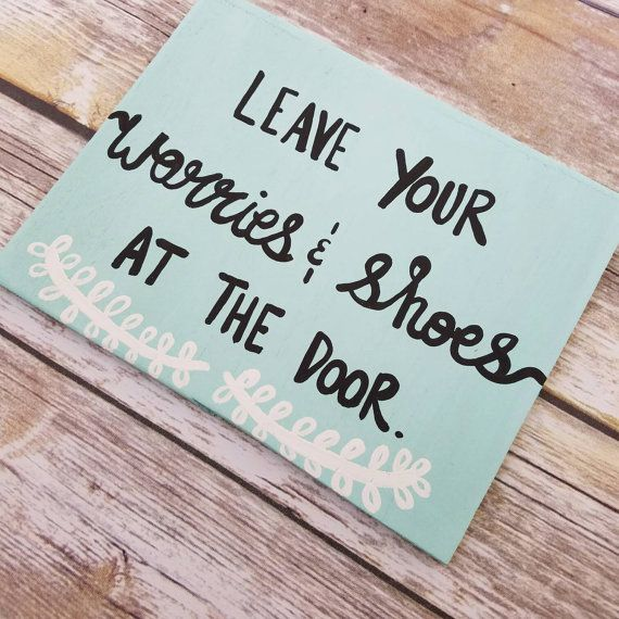 Take Your Shoes Off Sign Porch Sign Remove Your Shoes Funny Door Sign Leave Your Worries and Shoes at the Door - Please Wipe Your Feet by ThePeculiarPelican #etsyseller #etsyshop #woodensigns #customsigns #shopsmall #shopping #gifts #giftideas #porchsigns #weddingsigns #southernsigns #quotes #handmade #handpainted #signs http://ift.tt/2hFW04O