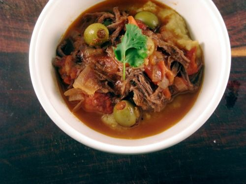 Paleo Cuban Beef Stew