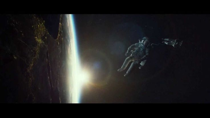 Gravity (2013) Extended Trailer  A real contender Sandra Bullock is amazing!