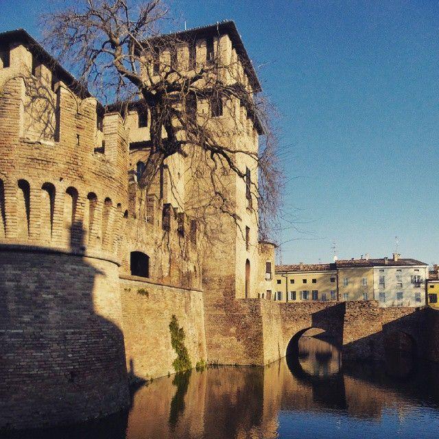 Rocca SanVitale, Fontanellato - Instagram by f2design