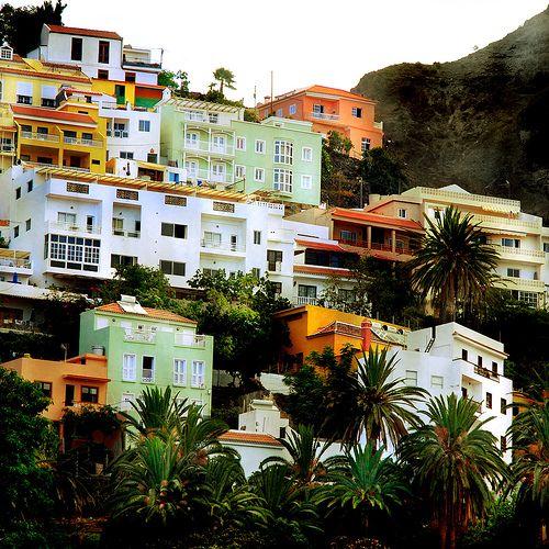 San Sebastian, La Gomera, Canary Islands