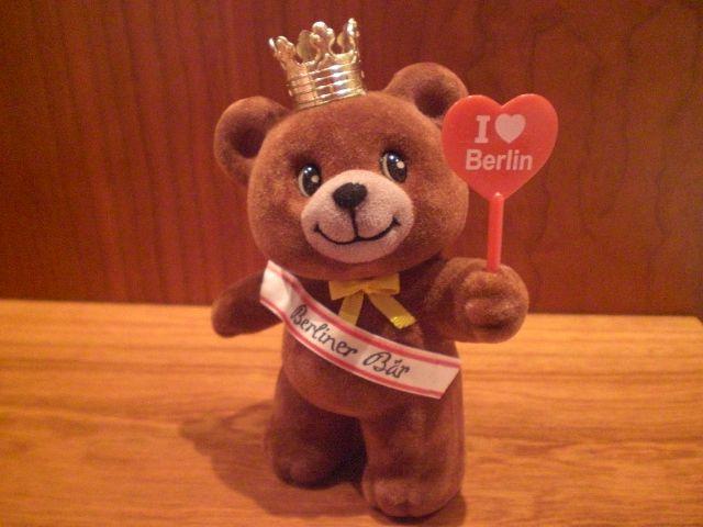 ドイツ・ベルリンのお土産 | Bonjour!!! Teddy