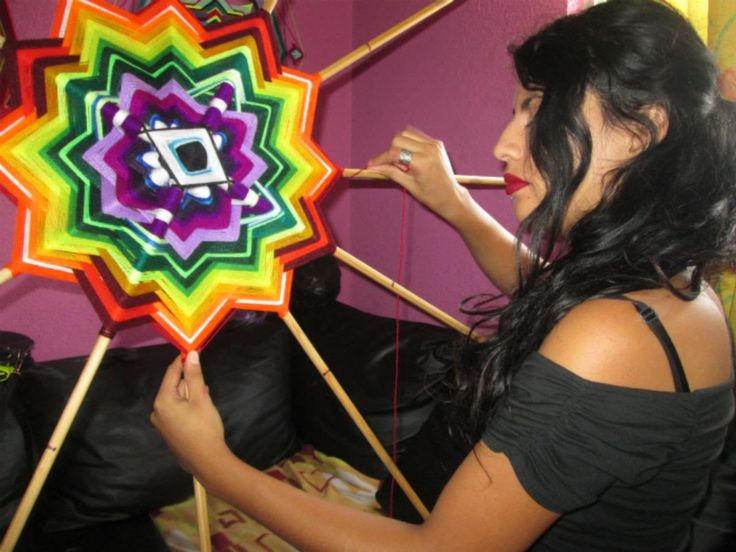 Mandala(significado) time speed 1.20 mts