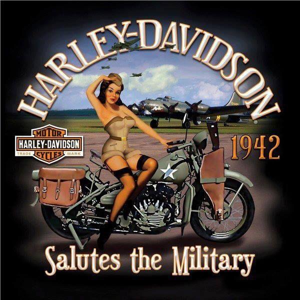 1942 Harley Davidson                                                                                                                                                                                 More