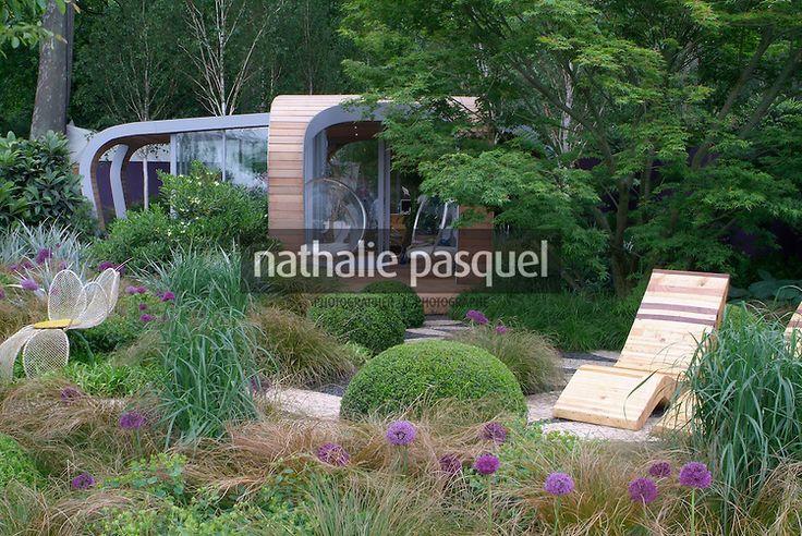 21 best sandhill farm house garden designed by rosemary alexander images on pinterest yard - Jardin design contemporain ...