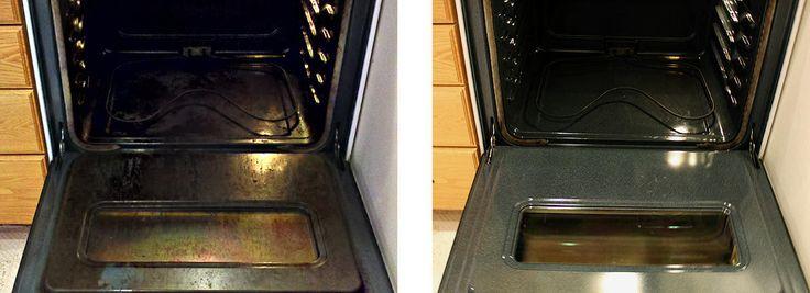 sütőtakarítási tipp