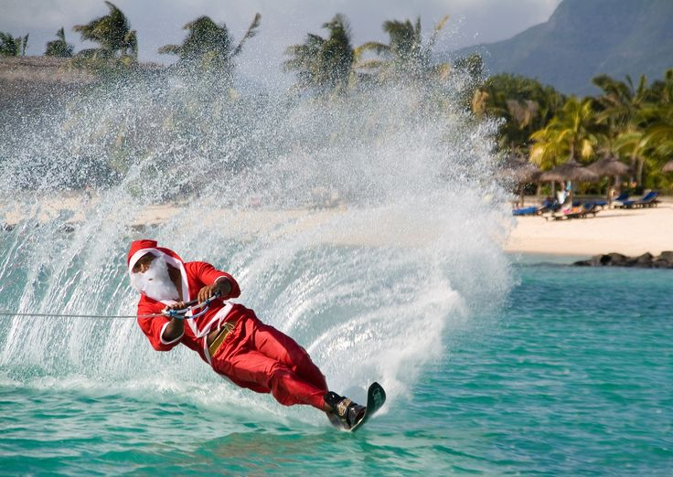 Christmas festivity in Mauritius
