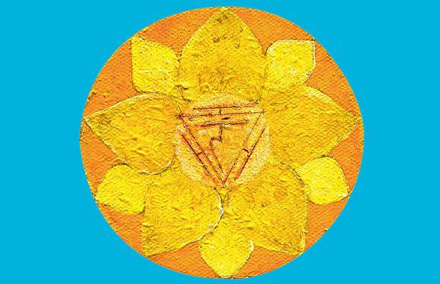 Körperliche Ebene des Solarplexus Chakra