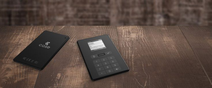 Case Is An Insanely Secure Hardware Bitcoin Wallet | TechCrunch