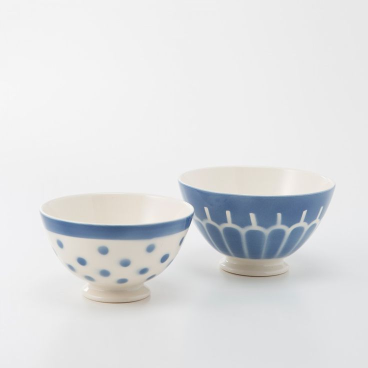Found Muji x Merci Farmhouse Bowl