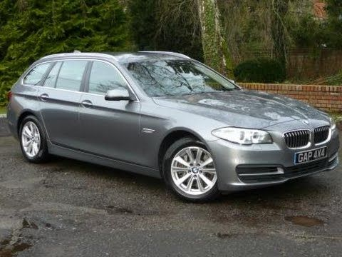bmw f10 520d touring